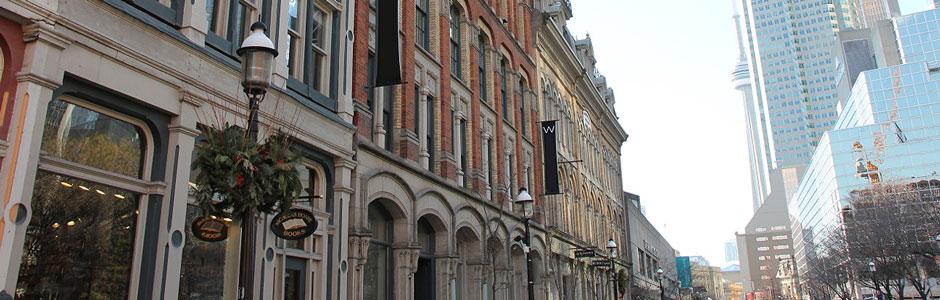 Front Street looking towards Bay Street