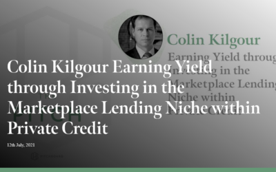 Podcast: Colin Kilgour discusses the income opportunity offered by marketplace lending